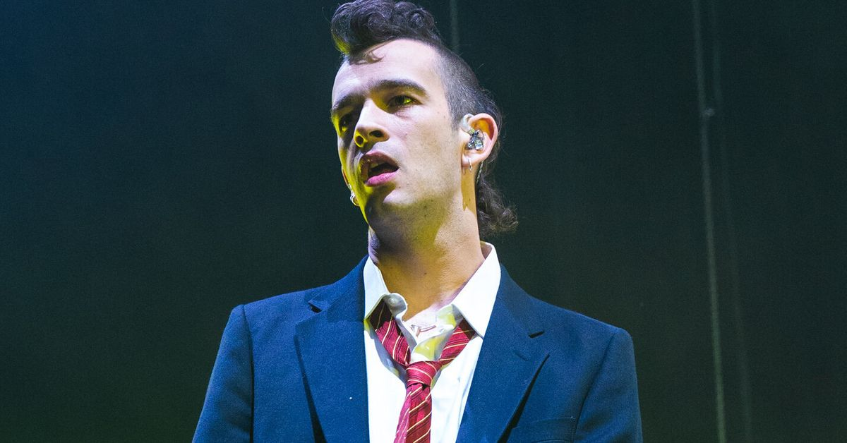 The 1975 Singer Matty Healy's Twitter Page Deactivated, After Backlash Over George Floyd Post