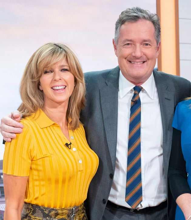This Breaks My Heart: Piers Morgan Sends Love To Kate Garraway After Emotional Clap For Carers