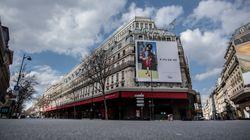 Les Galeries Lafayette rouvriront ce samedi à