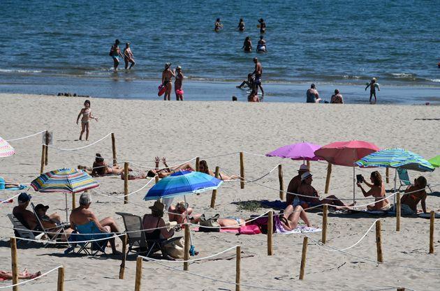 Dans l'ensemble, les plages qui vont rouvrir leurs portes à partir du 2 mai laisseront les personnes...