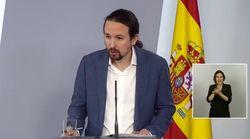 Pablo Iglesias, sobre su choque con Espinosa de los Monteros:
