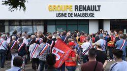 L'usine Renault de Maubeuge à l'arrêt, les salariés en