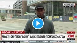 Συνέλαβαν δημοσιογράφο του CNN στον αέρα ενώ κάλυπτε τα γεγονότα στην