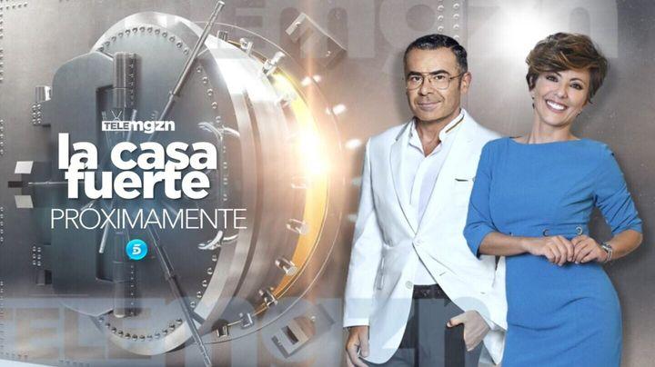 Jorge Javier Vázquez y Sonsoles Ónega, presentadores de 'La casa fuerte'.