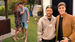 La mamma di Neymar torna con Tiago, di 30 anni più giovane.