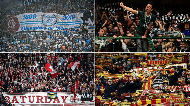 Des tribunes de National à celles de Ligue 1, les supporters de football en France ont été privés de...
