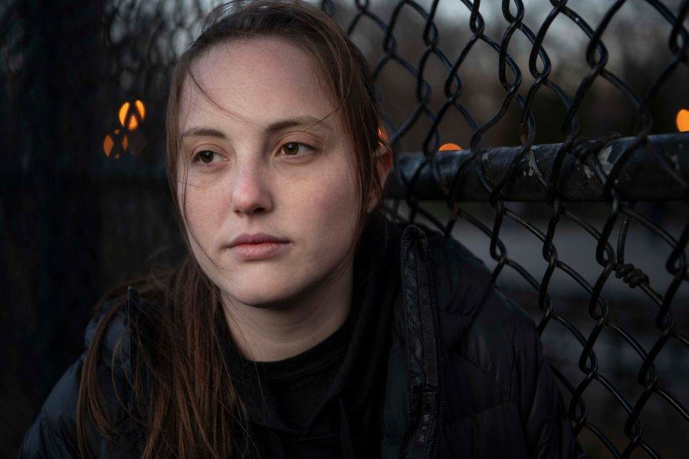 Megan Mishkin was told by her high school that she had to undergo counseling about her sexuality to remain there.