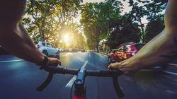 Auto e bici a Roma, tutti insieme