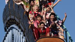Au Japon, les nouvelles directives des parcs d'attraction ont de quoi faire