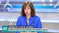 Ana Rosa Quintana se posiciona y atiza a este líder político: