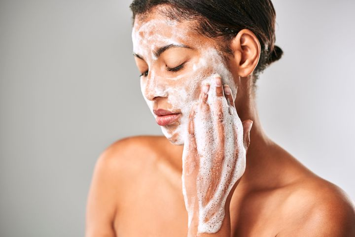 You might have heard about double cleansing as a method to clean your skin at the end of the day and remove hard-to-lift excess makeup. It's also an essential first step for any facial.