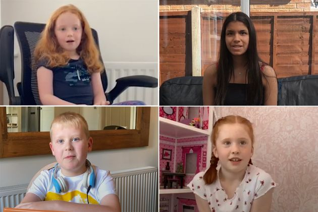 We Asked Kids To Reflect On Life In Lockdown. Heres What They Told Us