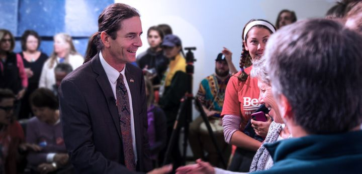 Vermont Lt. Gov. David Zuckerman, a front-runner for the Democratic gubernatorial nomination, fought to preserve exemptions f