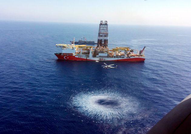 Τουρκία: Έρευνες για πετρέλαιο στην ανατολική Μεσόγειο σε 3-4 μήνες, στο πλαίσιο της συμφωνίας με τη