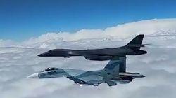 Ρωσικά μαχητικά αναχαίτισαν αμερικανικά βομβαρδιστικά στην Μαύρη