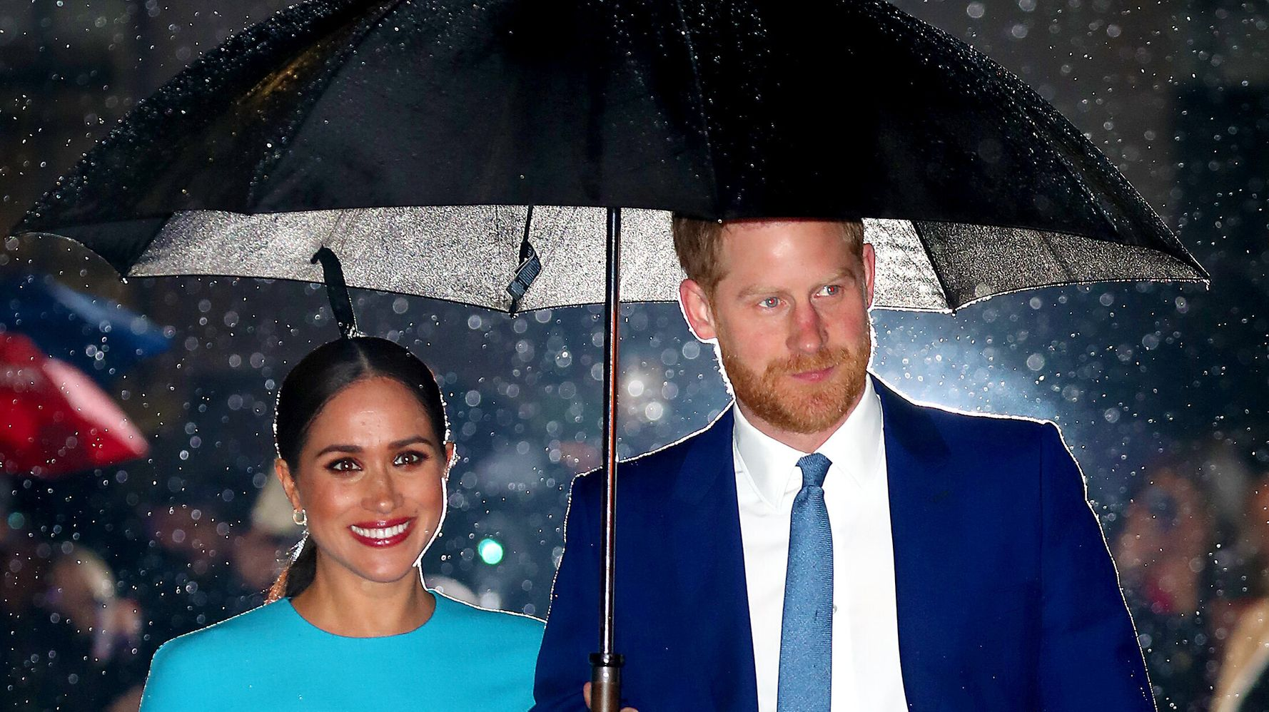 Harry and Meghan's Hollywood Home Is Being Stalked By Drones
