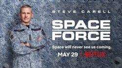 «Space Force»: derrière la série satirique, la vraie armée de