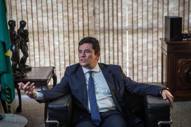 Ex-ministro também disse, em entrevista à Crusoé, que presidente Bolsonaro se aproximou...