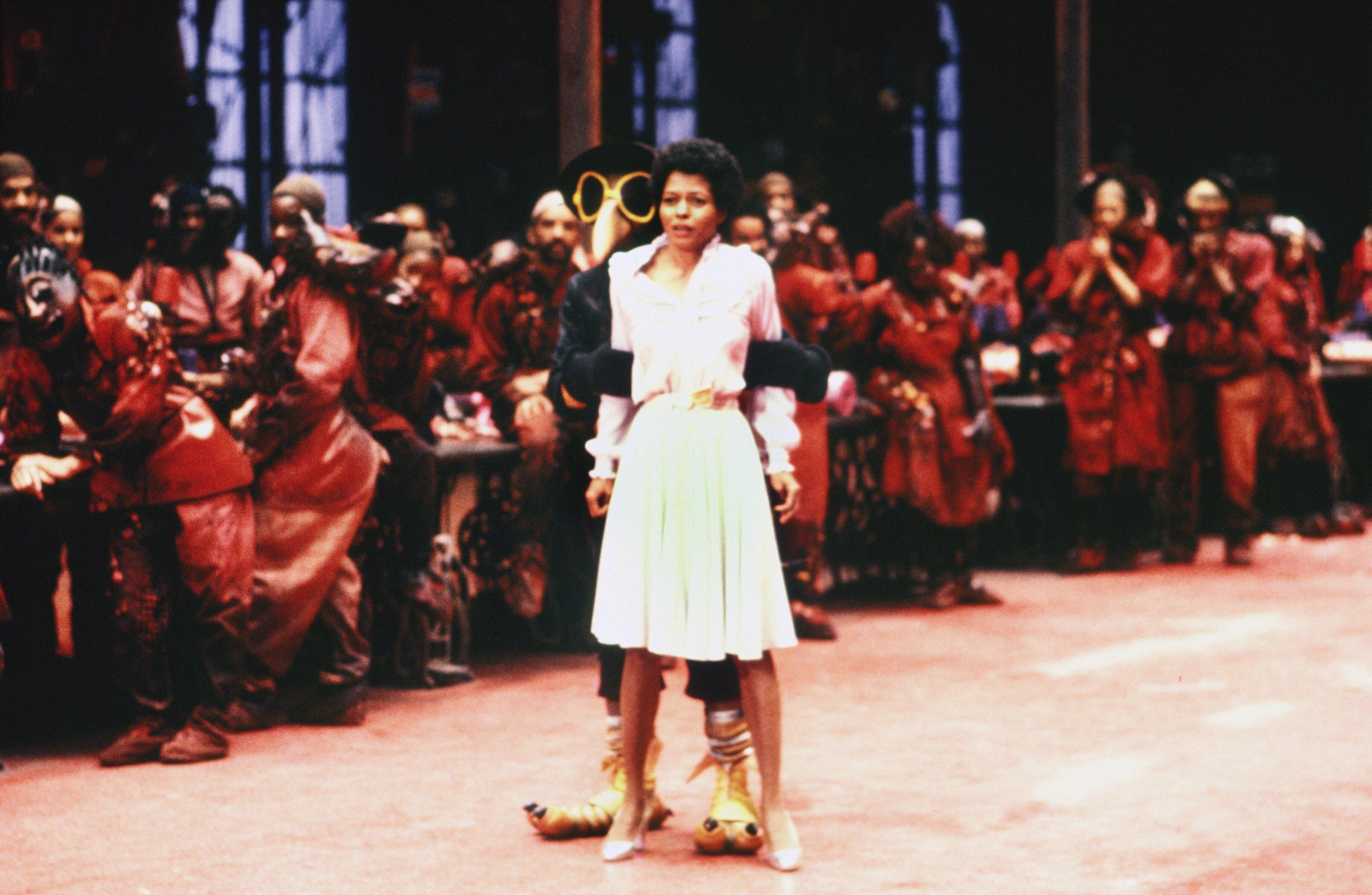 """Diana Ross in """"The Wiz."""""""