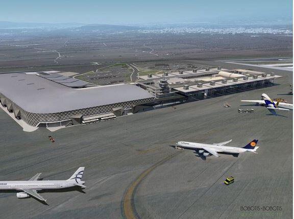 Ανοίγει νωρίτερα το αεροδρόμιο «Μακεδονία» για διεθνείς