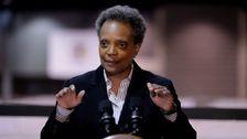 Chicago Mayor Lori Lightfoot Says 'F U' To Trump For 'Looting' Tweet
