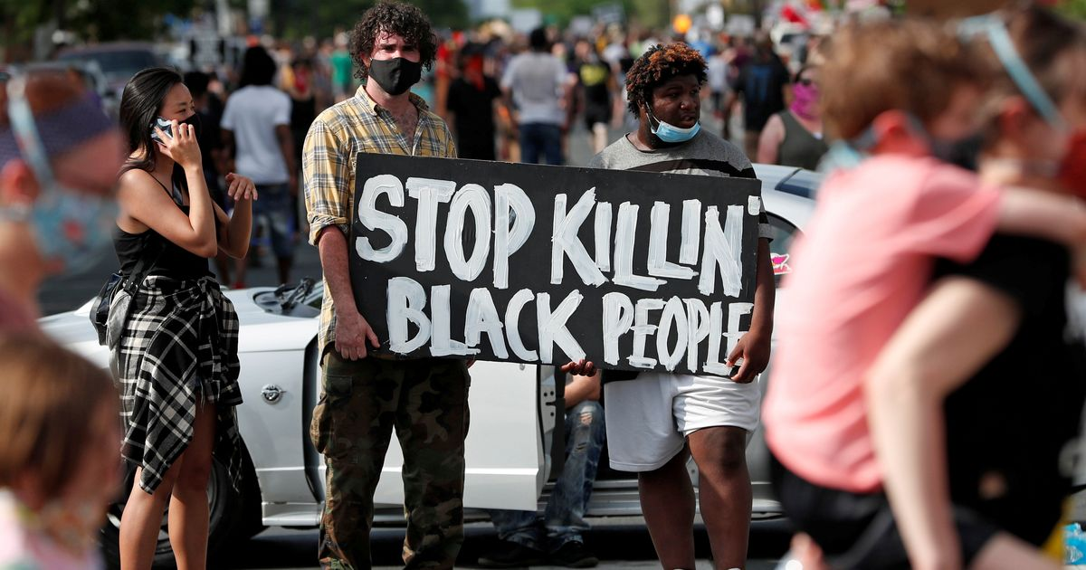 US Erupts Into Nation-Wide Protests Over Killing Of George Floyd