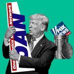 OAN, la sombre chaîne d'extrême droite que Trump préfère désormais à Fox