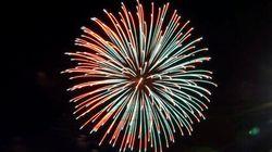 「悪疫退散...!」新型コロナ終息願い、6月に全国で一斉に花火打ち上げ