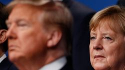 Merkel rifiuta l'invito di Trump per il
