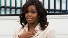 Michelle Obama: 'I'm Exhausted By A Heartbreak That Never Seems To Stop'