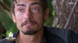 Sur Koh-Lanta, Claude laisse échapper des larmes et émeut les