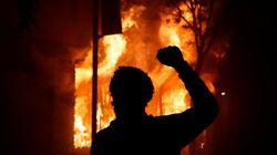 El gobernador de Minesota decreta el toque de queda en Mineápolis tras las protestas por la muerte de George
