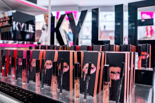 Kylie Cosmetics sold a controlling stake to Coty Inc for a reported $600