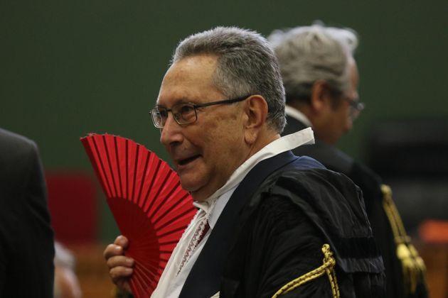 """Franco Coppi: """"Il sistema giustizia non tiene più, ca"""