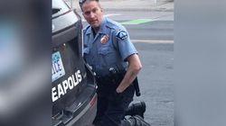 El policía imputado por el asesinato de George Floyd le aplastó el cuello durante casi nueve