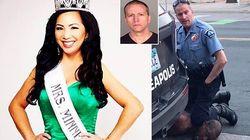 La moglie dell'agente arrestato per l'uccisione di George Floyd annuncia divorzio: