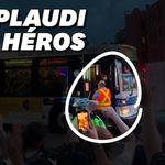 Ce chauffeur de bus de Brooklyn applaudi par les manifestants pour avoir désobéi à la