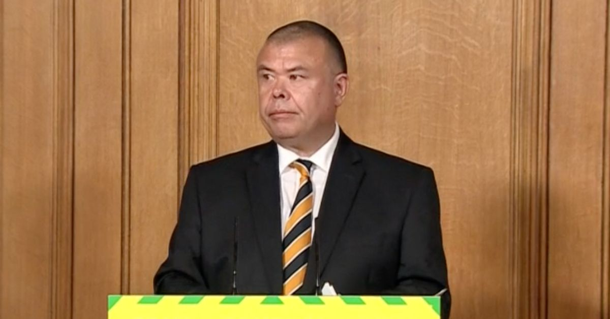 Deputy Chief Medical Officer Jonathan Van-Tam Says Rules 'Apply To All' When Asked About Dominic Cummings Row