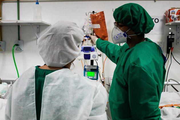 Νοσοκομείο Gilberto Novaes Field στην Βραζιλία.