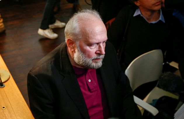 L'ex-prêtre Bernard Bernard, ici en janvier 2020, a été condamné pour agressions...