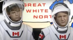 SpaceX Astronauts Bob And Doug Had Canadians Giggling On Take-Off,