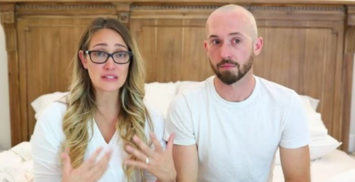 마이카 스토퍼와 남편 제임스