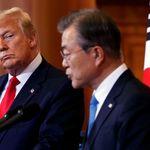 트럼프가 G7 정상회담에 한국을 초대하자고 한