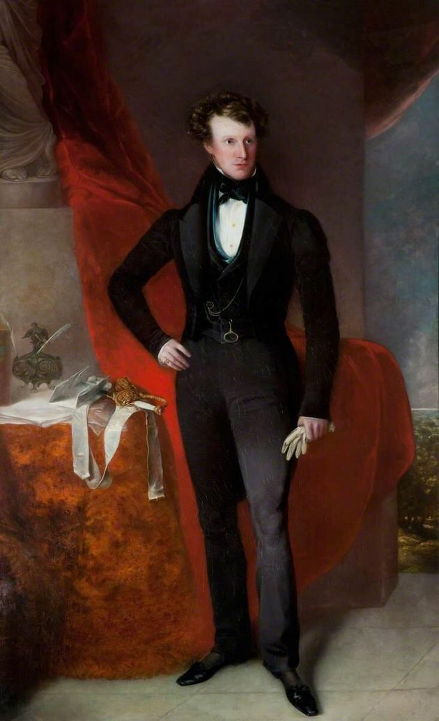 Sir James Emerson Tennent, 1st Baronet of Tempo Manor, Philip Richard Morris (1836–1902), Belfast City