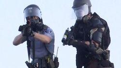 Αστυνομία κατά του Τύπου στις ΗΠΑ - Τραυματισμοί με πλαστικές σφαίρες, συλλήψεις και