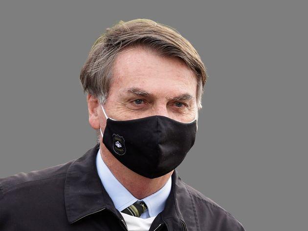 Jair Bolsonarone cesse de prôner les mesures de déconfinement depuis le début...