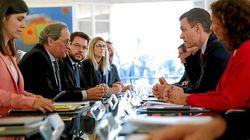 Aragonès asegura que en julio se volverá a poner en marcha la mesa de