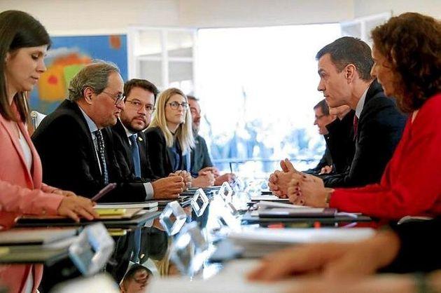 Mesa de diálogo- Gobierno y