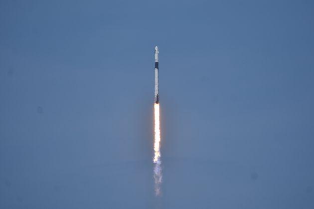 SpaceX: Εφτασαν στον Διεθνή Διαστημικό Σταθμό οι αστροναύτες του