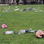 Le déconfinement sonne aussi le retour des déchets dans les grandes